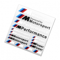 SET samolepek BMW ///M, M Performance