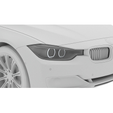 BJ Angel Eyes (KIT 1.1) - BMW 5 E60 lci XENON