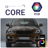 BJ Iconic Lights (CORE RGB) - BMW X6 E71/ E72/ X5M E70 Xenon