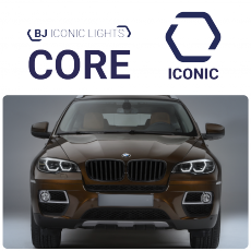 BJ Iconic Lights (CORE) - BMW X6 E71/E72  Xenon
