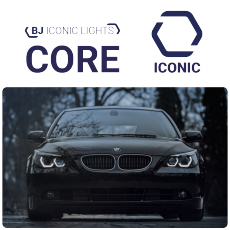BJ Iconic Lights (CORE) - BMW 5 E60/E61 Facelift Xenon