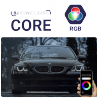 BJ Iconic Lights (CORE RGB) - BMW 5 E60/ E61 Facelift Xenon