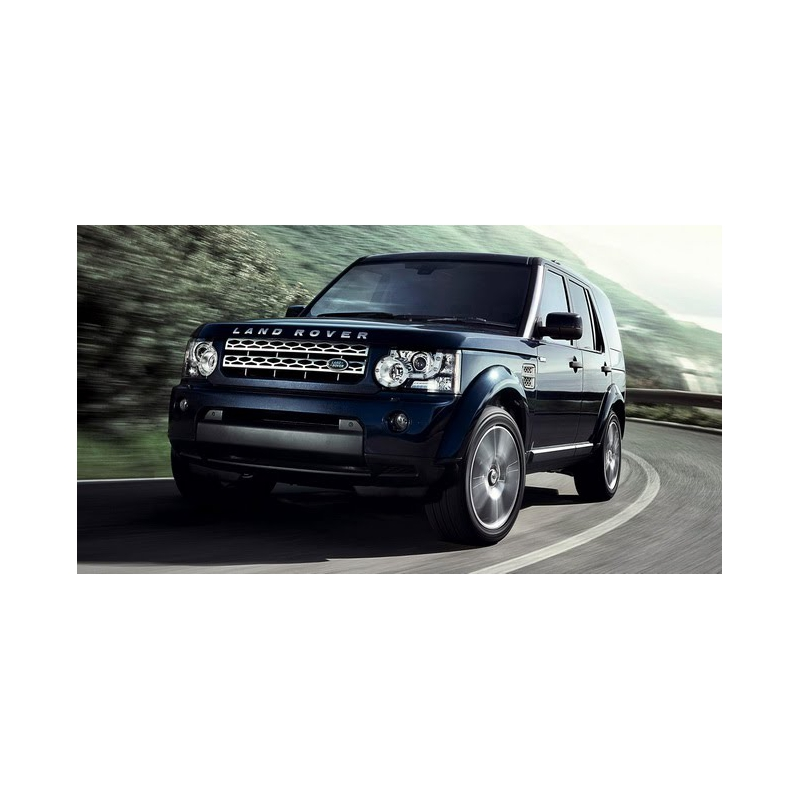 Land Rover LR4 Discovery 4 2013