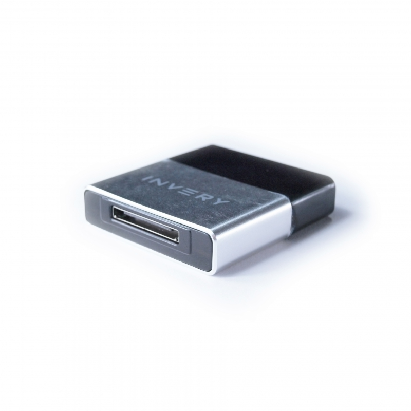 Bluetooth Adapter For Audi And Volkswagen Ipod Iphone Ami: Bluetooth Adaptér Pro Přenos Hudby Z Mobilu (BMW, AUDI