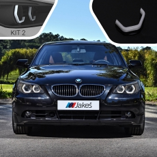 BJ Iconic lights (KIT 2) - BMW 5 E60 Halogen