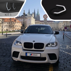 BJ Iconic lights (KIT 1) - BMW X6 E71/ E72/ X5M E70 Xenon