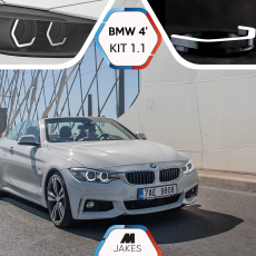 BJ Iconic lights (LITE) - BMW 4 F32 Xenon