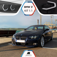 BJ Iconic lights (KIT 1) - BMW 3 E92 Xenon