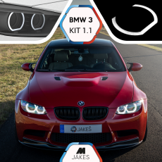 BJ Angel Eyes (KIT 1.1) - BMW 3 E92/ E93/ M3 E90 Xenon
