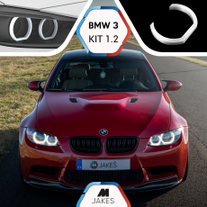 BJ Angel Eyes (KIT 1.2) - BMW 3 E92/ E93/ M3 E90 Xenon
