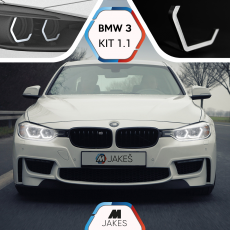 BJ Iconic Lights (KIT 1.1) - BMW 3 F30/ F31 Halogen