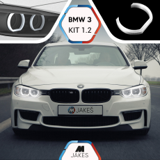 BJ Iconic Lights (KIT 2.2) - BMW 3 F30/ F31 Halogen