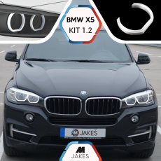 BJ Iconic Lights (KIT 1.1) - BMW X5 F15 Halogen