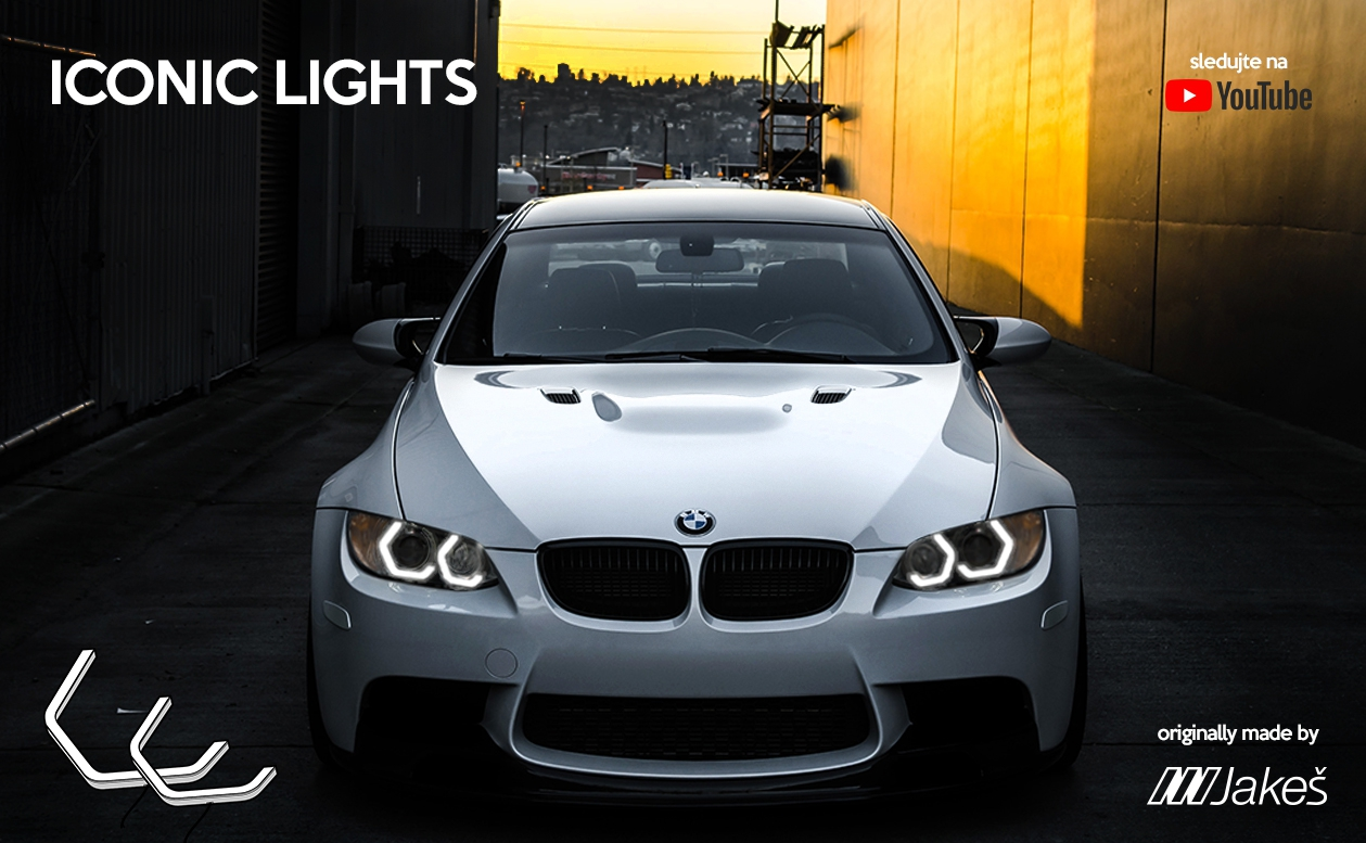 BMW ICONIC LIGHTS