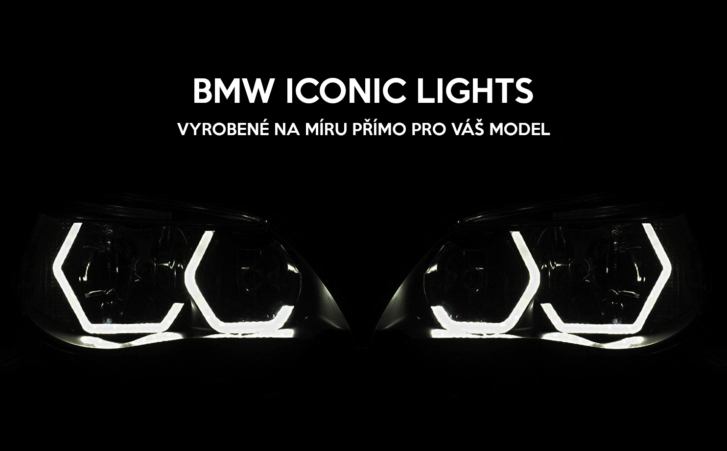 BMW iconic light