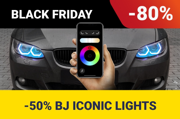 Black friday až -80%